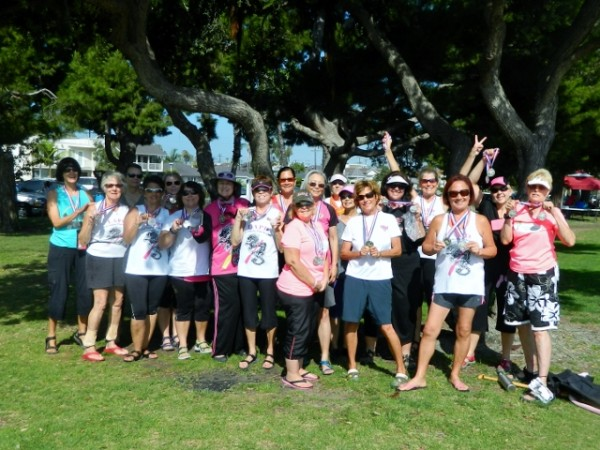 Silver in All Cancer and Breast Cancer divisions